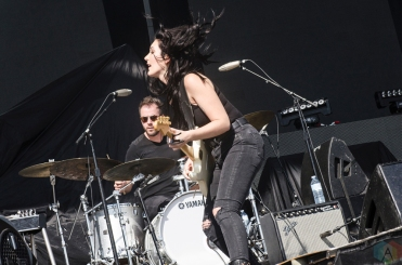 Aubrie Sellers performs at Boots And Hearts on August 12, 2017. (Photo: Morgan Harris/Aesthetic Magazine)