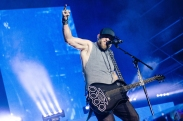 Brantley Gilbert performs at Boots And Hearts on August 12, 2017. (Photo: Morgan Harris/Aesthetic Magazine)