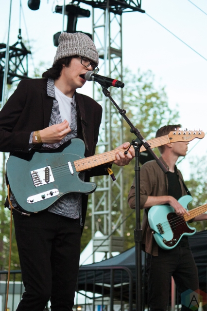 Car Seat Headrest performs at Wayhome Festival on July 29, 2017. (Photo: Alyssa Balistreri/Aesthetic Magazine)