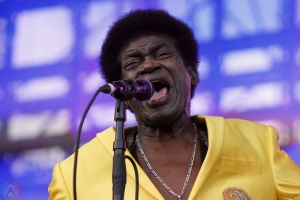 Charles Bradley performs at Wayhome Festival on July 30, 2017. (Photo: Curtis Sindrey/Aesthetic Magazine)
