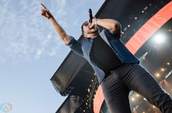 Eli Young Band performs at Boots And Hearts on August 12, 2017. (Photo: Morgan Harris/Aesthetic Magazine)
