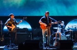Fleet Foxes performs at Massey Hall in Toronto on August 4, 2017. (Photo: Morgan Harris/Aesthetic Magazine)