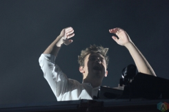 Flume performs at Wayhome Festival on July 28, 2017. (Photo: Curtis Sindrey/Aesthetic Magazine)