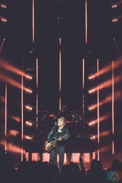 Goo Goo Dolls perform at Saratoga Performing Arts Center in Saratoga Springs, New York on August 20, 2017. (Photo: Danny DeRusso/Aesthetic Magazine)