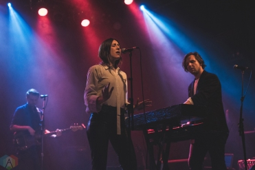 Haerts performs at Phoenix Concert Theatre in Toronto on August 11, 2017. (Photo: Charito Yap/Aesthetic Magazine)