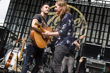 Jesse Gold performs at Boots And Hearts on August 12, 2017. (Photo: Morgan Harris/Aesthetic Magazine)
