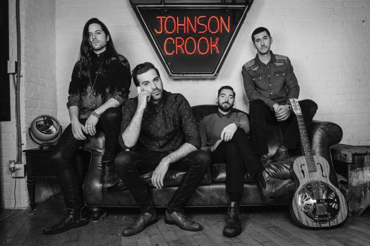 Johnson Crook. (Photo: Francesca Ludikar)
