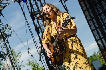 Kelly Prescott performs at Boots And Hearts on August 13, 2017. (Photo: Morgan Harris/Aesthetic Magazine)