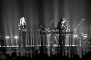 London Grammar performs at Danforth Music Hall in Toronto on August 3, 2017. (Photo: Jaime Espinoza/Aesthetic Magazine)