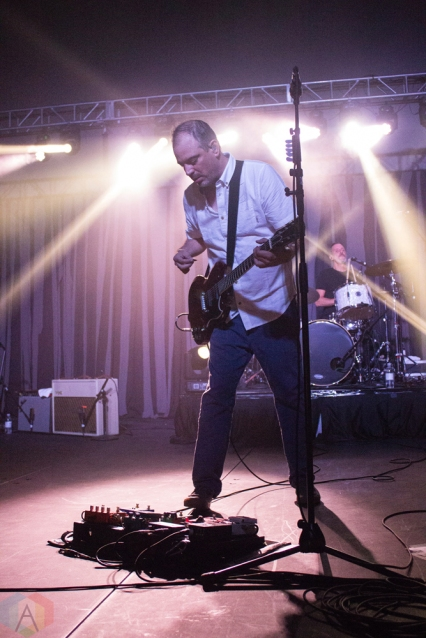 Matthew Good performs at Scotiabank Convention Centre in Niagara Falls on August 26, 2017. (Photo:Alex Lupul/Aesthetic Magazine)