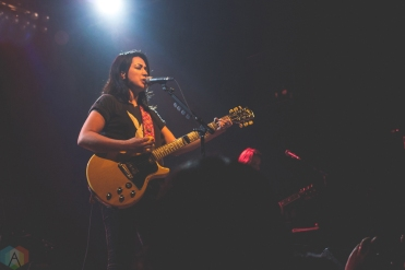 Michelle Branch performs at Phoenix Concert Theatre in Toronto on August 11, 2017. (Photo: Charito Yap/Aesthetic Magazine)