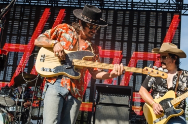 Midland performs at Boots And Hearts on August 13, 2017. (Photo: Morgan Harris/Aesthetic Magazine)