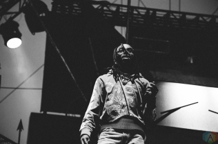 Migos performs at Veld Music Festival in Toronto on August 5, 2017. (Photo: Stephan Ordonez/Aesthetic Magazine)