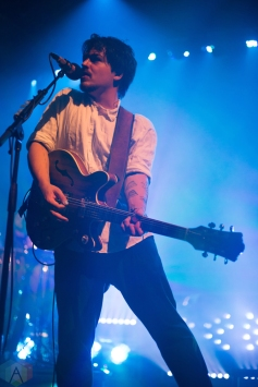 Milky Chance performs at Danforth Music Hall in Toronto on August 10, 2017. (Photo: Sarah McNeil/Aesthetic Magazine)