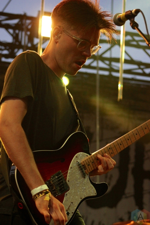 Pup performs at Wayhome Festival on July 29, 2017. (Photo: Curtis Sindrey/Aesthetic Magazine)