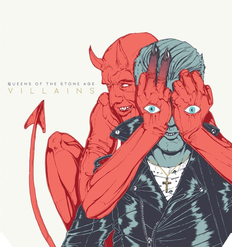 Queens Of The Stone Age will their seventh album, Villains, on August 25th via Matador.