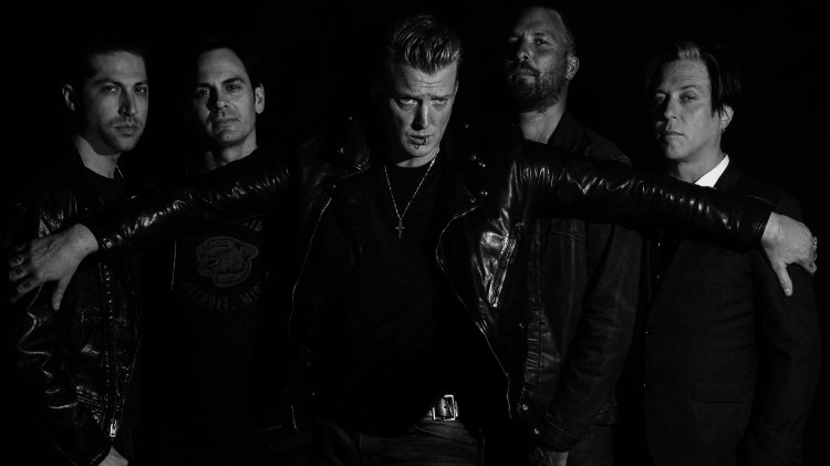 Queens of the Stone Age. (Photo: Andreas Neumann)