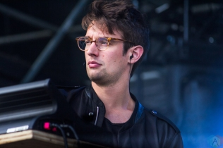 San Fermin performs at Wayhome Festival on July 28, 2017. (Photo: Alyssa Balistreri/Aesthetic Magazine)
