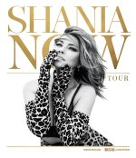 "Shania Twain Announces 2018 ""NOW Tour"""