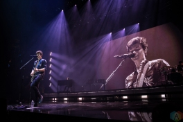 Shawn Mendes performs at Air Canada Centre in Toronto on August 11, 2017. (Photo: Brendan Albert/Aesthetic Magazine)