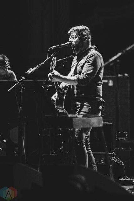 The Decemberists perform at the Orpheum Theatre in Vancouver on August 8, 2017. (Photo: Natasha Priya/Aesthetic Magazine)