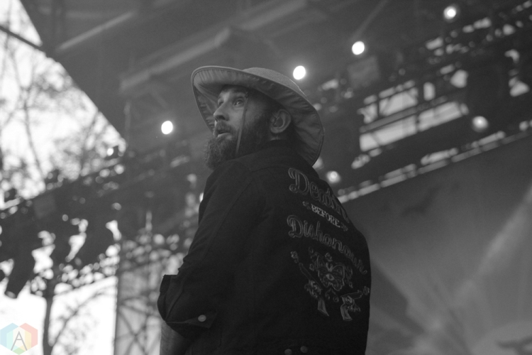 The Strumbellas perform at Big Feastival at Burl's Creek in Oro-Medonte, Ontario on August 19, 2017. (Photo: Curtis Sindrey/Aesthetic Magazine)