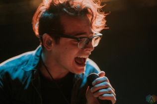 The Wrecks perform at the Tabernacle in Atlanta on August 5, 2017. (Photo: Nate Black/Aesthetic Magazine)