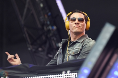 Tiesto performs at Veld Music Festival in Toronto on August 6, 2017. (Photo: Jaime Espinoza/Aesthetic Magazine)