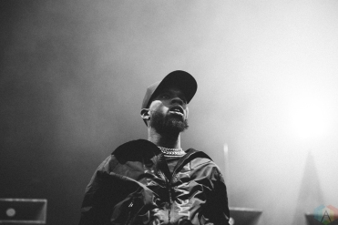 Tory Lanez performs at Veld Music Festival in Toronto on August 6, 2017. (Photo: Stephan Ordonez/Aesthetic Magazine)