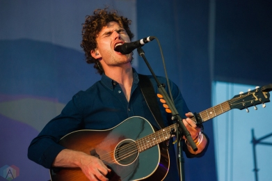 Vance Joy performs at Wayhome Festival on July 29, 2017. (Photo: Alyssa Balistreri/Aesthetic Magazine)