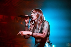 Verite performs at Longboat Hall in Toronto on August 26, 2017. (Photo: Katrina Lat/Aesthetic Magazine)