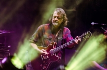 Widespread Panic performs at Lockn' Festival 2017 at Infinity Downs Farm in Arrington, Virginia. (Photo: Ashley Travis/Aesthetic Magazine)