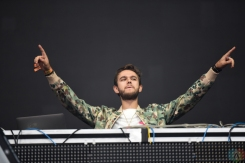Zedd performs at Veld Music Festival in Toronto on August 5, 2017. (Photo: Jaime Espinoza/Aesthetic Magazine)