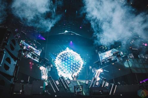 Zedd performs at Veld Music Festival in Toronto on August 5, 2017. (Photo: Stephan Ordonez/Aesthetic Magazine)