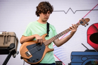 BadBadNotGood performs at Meadows Festival at Citi Field in New York City on September 16, 2017. (Photo: Alx Bear/Aesthetic Magazine)