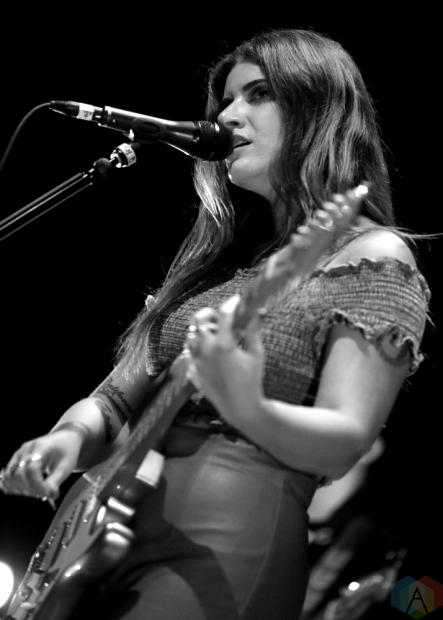 Best Coast performs at Greek Theatre in Los Angeles on September 26, 2017. (Photo: Melanie Escombe-Wolhuter/Aesthetic Magazine)