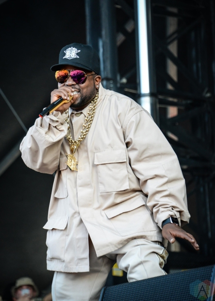 Big Boi performs at Meadows Festival at Citi Field in New York City on September 16, 2017. (Photo: Alx Bear/Aesthetic Magazine)