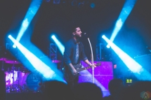 Boyce Avenue performs at Phoenix Concert Theatre in Toronto on September 19, 2017. (Photo: Charito Yap/Aesthetic Magazine)