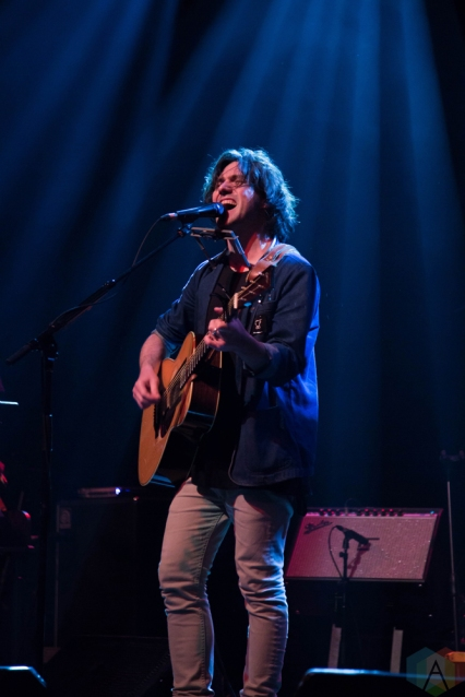Conor Oberst performs at Danforth Music Hall in Toronto on September 13, 2017