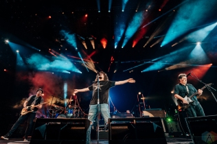 Counting Crows performs at Budweiser Stage in Toronto on September 6, 2017. (Photo: Nicole De Khors/Aesthetic Magazine)