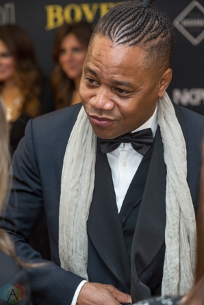 Cuba Gooding Jr. attends the Artists For Peace And Justice gala at the Art Gallery of Ontario in Toronto on September 10, 2017 during the 2017 Toronto International Film Festival. (Photo: Brendan Albert/Aesthetic Magazine)
