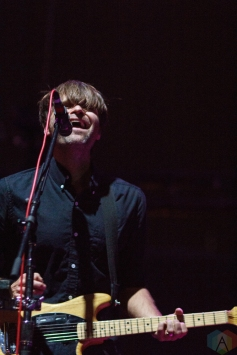 Death Cab For Cutie performs at High And Low Festival at the NOS Events Center in San Bernardino, California on September 9, 2017. (Photo: James Alvarez/Aesthetic Magazine)