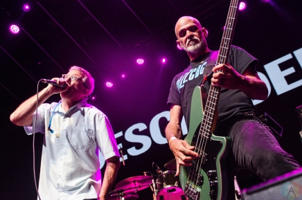 Descendents perform at Rebel in Toronto on September 8, 2017. (Photo: Morgan Harris/Aesthetic Magazine)