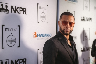 Director X attends Producers Ball gala in Toronto, Ontario during 2017 Toronto International Film Festival on September 8, 2017. (Photo: Harrison Haines/Aesthetic Magazine)