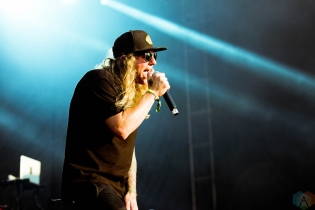 Dirty Heads performs at Riot Fest in Chicago on September 15, 2017. (Photo: Katie Kuropas/Aesthetic Magazine)