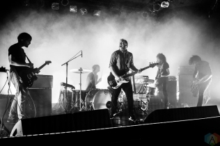 Explosions In The Sky performs at the Showbox in Seattle on September 22, 2017. (Photo: Kevin Tosh/Aesthetic Magazine)
