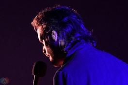Father John Misty performs at Massey Hall in Toronto on September 18, 2017. (Photo: Julian Avram/Aesthetic Magazine)