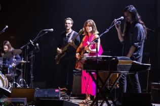 Feist performs at Massey Hall in Toronto on September 24, 2017. (Photo: Brendan Albert/Aesthetic Magazine)