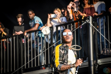 Future performs at Meadows Festival at Citi Field in New York City on September 16, 2017. (Photo: Alx Bear/Aesthetic Magazine)
