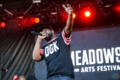 Ghostface Killah performs at Meadows Festival at Citi Field in New York City on September 17, 2017. (Photo: Alx Bear/Aesthetic Magazine)